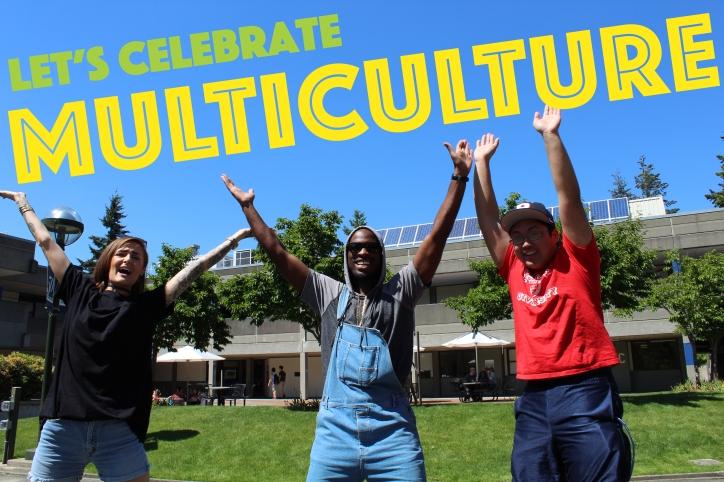 celebrate multiculture
