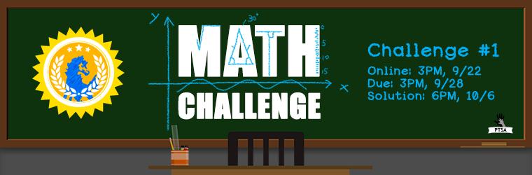 Math Challenge@0,5x