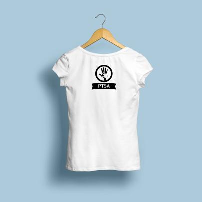WomanT-shirtMockUpBack